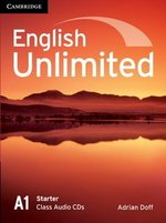 English Unlimited Starter Class Audio CDs (2) ISBN: 9780521726368