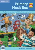 Primary Music Box Book with Audio CD