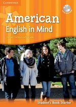 American English in Mind Starter Student's Book with DVD-ROM ISBN: 9780521733236
