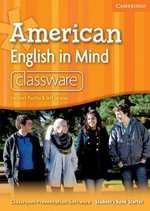 American English in Mind Starter Classware DVD-ROM ISBN: 9780521733267