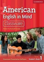 American English in Mind 1 Classware DVD-ROM ISBN: 9780521733274
