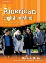American English in Mind Starter Class Audio CDs (3) ISBN: 9780521733311