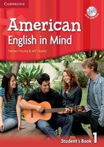 American English in Mind 1 Student's Book with DVD-ROM ISBN: 9780521733335