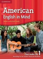 American English in Mind 1 Class Audio CDs (3) ISBN: 9780521733410