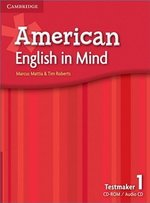 American English in Mind 1 Testmaker Audio CD & CD-ROM ISBN: 9780521733427