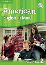 American English in Mind 2 Student's Book with DVD-ROM ISBN: 9780521733441