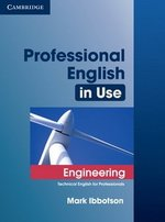 Professional English in Use Engineering with Answers ISBN: 9780521734882