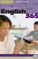 English 365 Level 2 Personal Study Book with Audio CD ISBN: 9780521753692