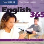 English 365 Level 2 Audio CDs ISBN: 9780521753715