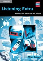 Listening Extra with Audio CDs
