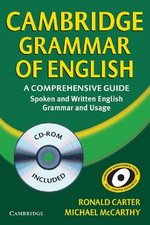 Cambridge Grammar of English (Hardback) with CD-ROM ISBN: 9780521857673