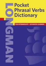 Longman Pocket Phrasal Verbs Dictionary Cased