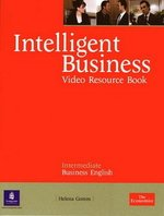 Intelligent Business Intermediate Video Resource Book ISBN: 9780582847996