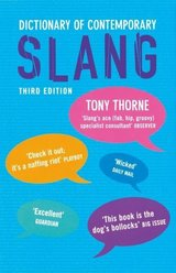 Dictionary of Contemporary Slang ISBN: 9780713675290