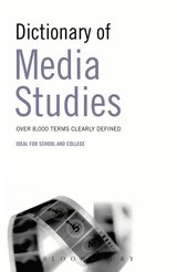 Dictionary of Media Studies ISBN: 9780713675931