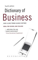 Dictionary of Business ISBN: 9780713679182