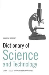 Dictionary of Science and Technology ISBN: 9780713686517