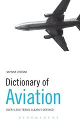 Dictionary of Aviation ISBN: 9780713687347