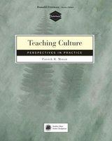 Teaching Culture - Perspectives in Practice ISBN: 9780838466766