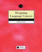 Designing Language Courses ISBN: 9780838479094
