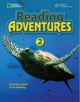 Reading Adventures 2 (Elementary) Audio CD/DVD ISBN: 9780840030375