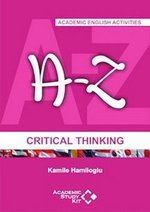 A-Z of Critical Thinking (Photocopiable Activities) ISBN: 9780952461456