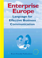Enterprise Europe - Student's Book ISBN: 9780954666408