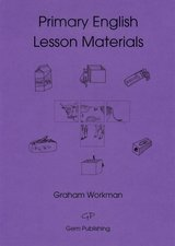 Primary English Lesson Materials ISBN: 9780955946165