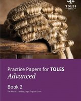 Practice Papers for TOLES Advanced Practice Book Two ISBN: 9780957358966