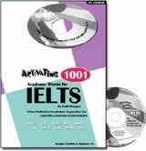 Activating 1001 Academic Words for IELTS Book with CD-ROM ISBN: 9780957898035