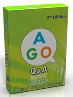 AGO (2nd Edition) Level 2 - Green; A Question and Answer EFL Card Game ISBN: 9780994124128