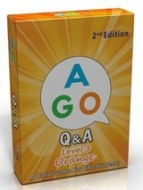 AGO (2nd Edition) Level 3 - Orange; A Question and Answer EFL Card Game ISBN: 9780994124135