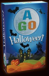 AGO Halloween - A Card Game for Learning English ISBN: 9780994124180