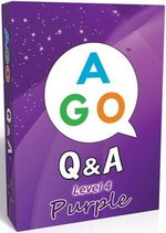 AGO (2nd Edition) Level 4 - Purple; A Question and Answer EFL Card Game ISBN: 9780994124197