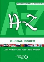 A-Z of Global Issues (Photocopiable Activities) ISBN: 9780995670136