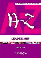 A-Z of Leadership (Photocopiable Activities) ISBN: 9780995670150
