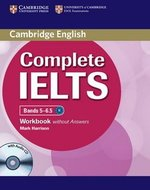 Complete IELTS Bands 5-6.5 Workbook without Answers with Audio CD ISBN: 9781107401969