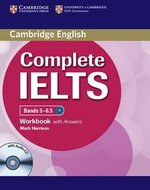 Complete IELTS Bands 5-6.5 Workbook with Answers & Audio CD ISBN: 9781107401976