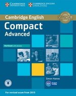 Compact Advanced Workbook with Answers & Audio Download ISBN: 9781107417908