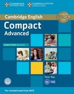 Compact Advanced Student's Book with Answers & CD-ROM ISBN: 9781107418028