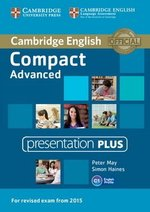 Compact Advanced Presentation Plus DVD-ROM ISBN: 9781107418318