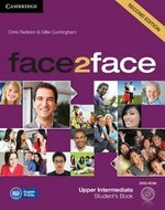 face2face (2nd Edition) Upper Intermediate Student's Book with DVD-ROM ISBN: 9781107422018
