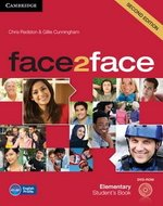 face2face (2nd Edition) Elementary Student's Book with DVD-ROM ISBN: 9781107422049