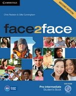 face2face (2nd Edition) Pre-Intermediate Student's Book with DVD-ROM ISBN: 9781107422070