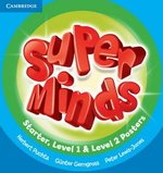 Super Minds Starter - Level 2 Posters ISBN: 9781107427822