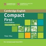 Compact First (2nd Edition) Class Audio CDs (2) ISBN: 9781107428522