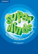 Super Minds 1 - 2 Tests CD-ROM ISBN: 9781107429628