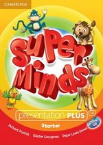Super Minds Starter Presentation Plus DVD-ROM ISBN: 9781107441194