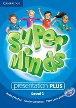 Super Minds 1 Presentation Plus DVD-ROM ISBN: 9781107441231