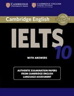 Cambridge English: IELTS 10 Student's Book with Answers ISBN: 9781107464407